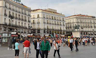 Urban Explorations: Madrid, Spain – Plazas, Shopping and Art